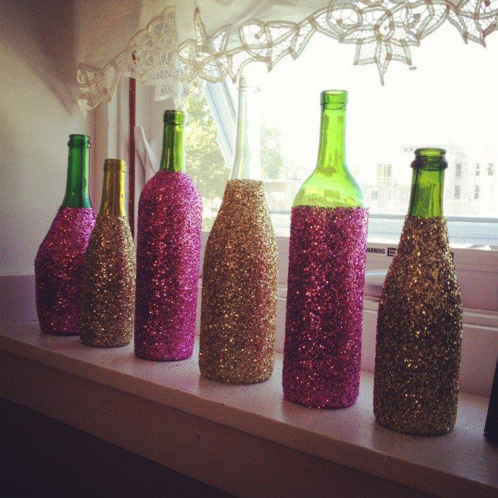 Repurpose Wine Bottles 4