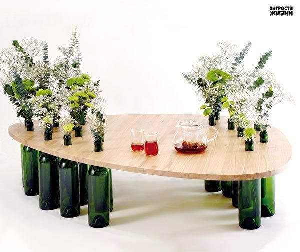 Repurpose Wine Bottles 5