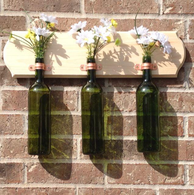 Repurpose Wine Bottles 6