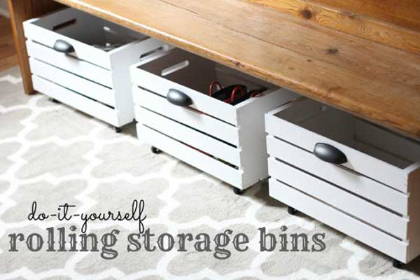 Shoe Storage Hacks 15
