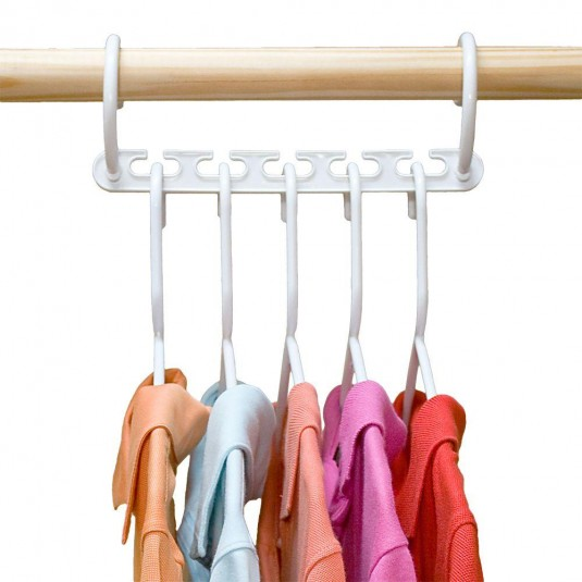 Cool Space Saving Hangers You Need to See