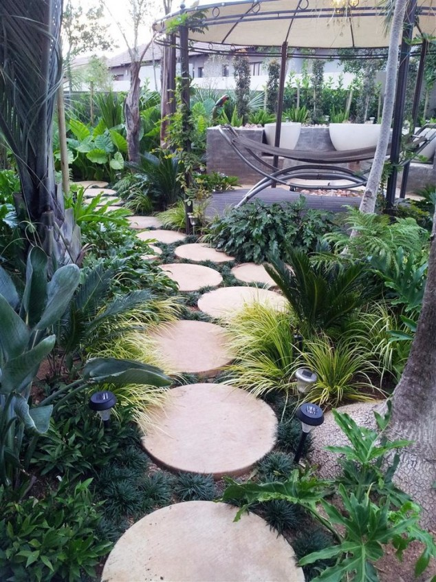 Stepping Paths 8