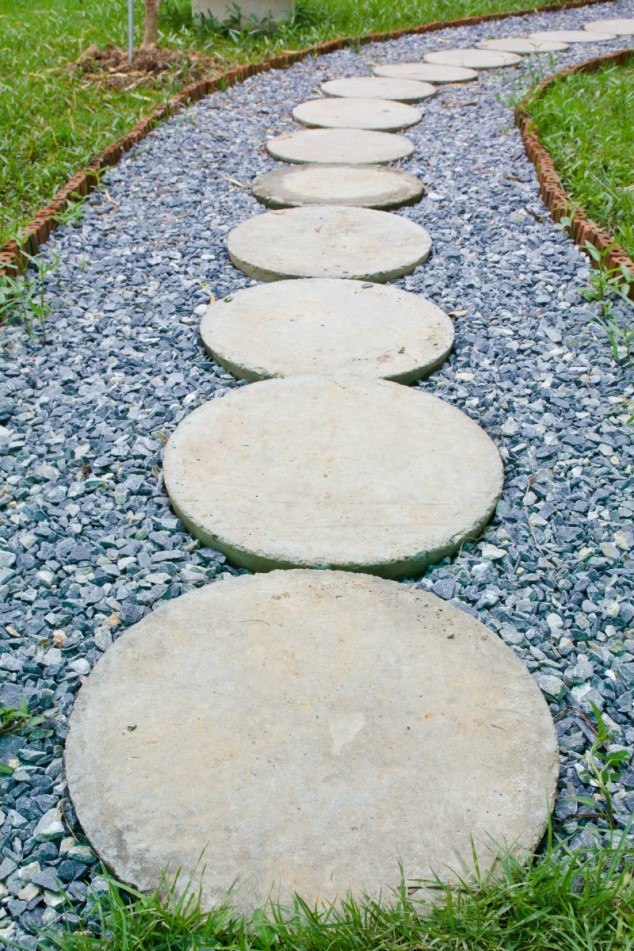Stepping Paths 9