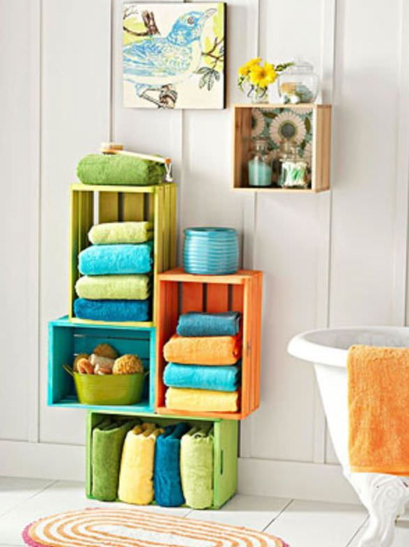 Storage for Your Bathroom