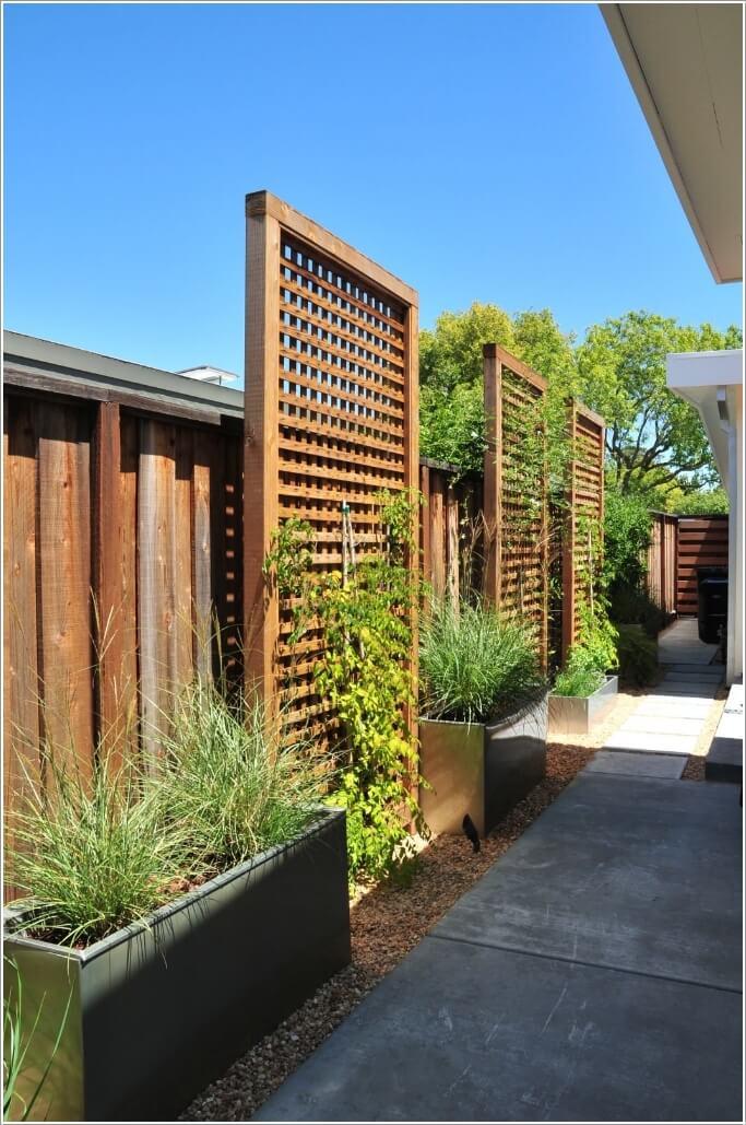 Stylish Wood Screens 10