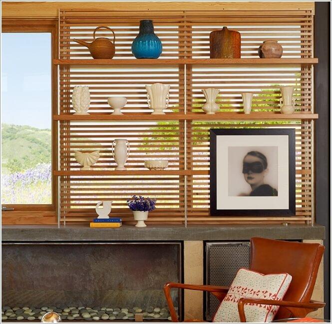 Stylish Wood Screens 12