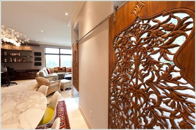 Stylish Wood Screens 14