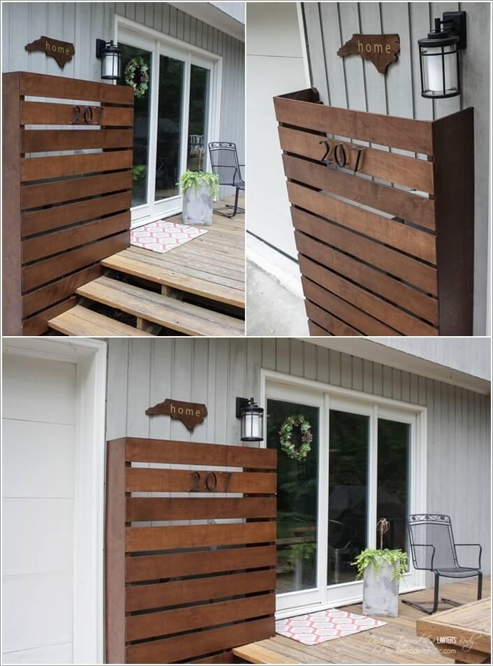 Stylish Wood Screens 3