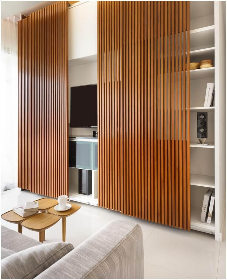 Impressive and Stylish Wood Screens for House Decoration