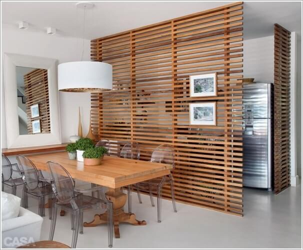 Stylish Wood Screens 6