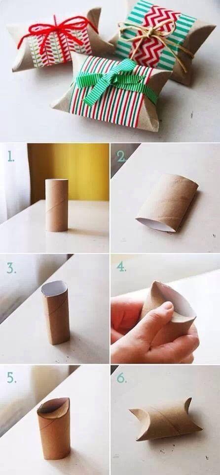 Toilet Paper Rolls Crafts 1