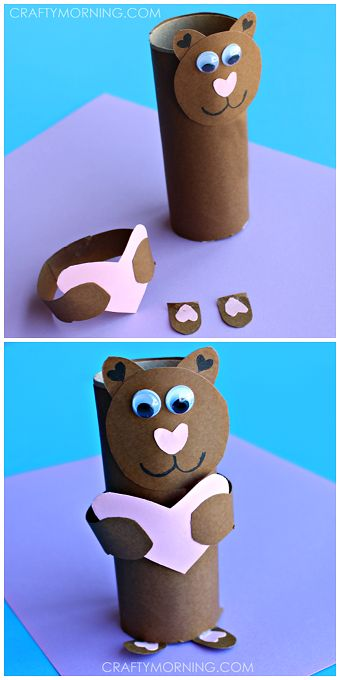 Toilet Paper Rolls Crafts 11