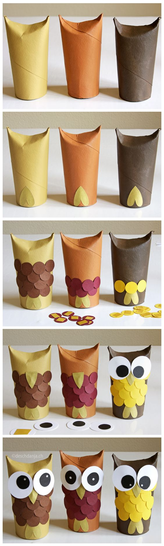 Toilet Paper Rolls Crafts 13