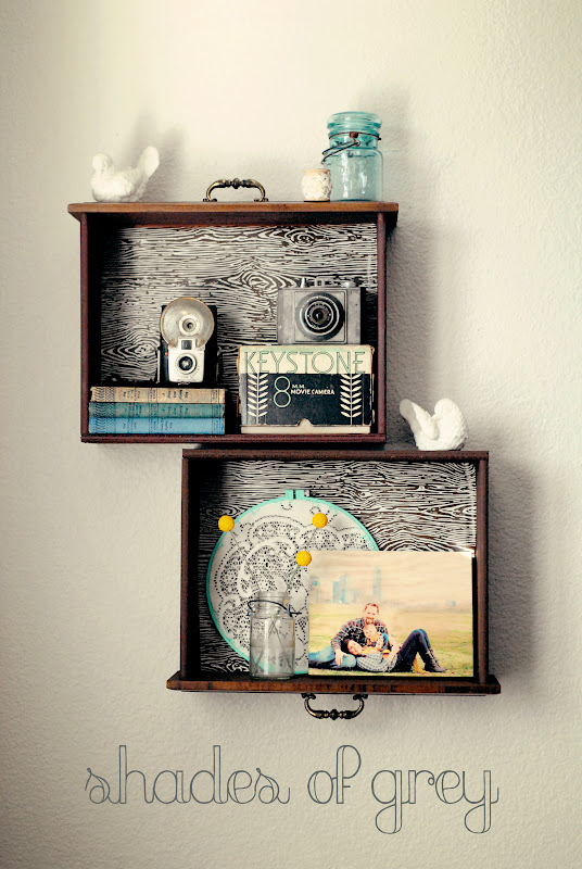 Upcycle Old Drawers 1