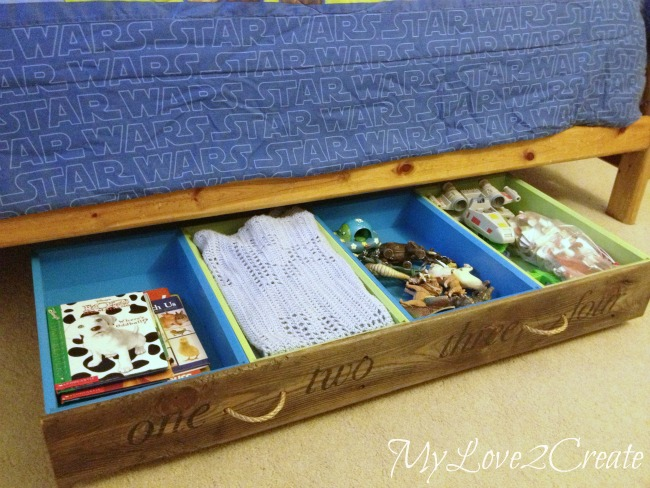 Upcycle Old Drawers 3