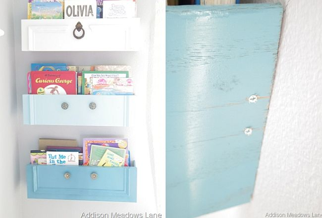 Upcycle Old Drawers 7
