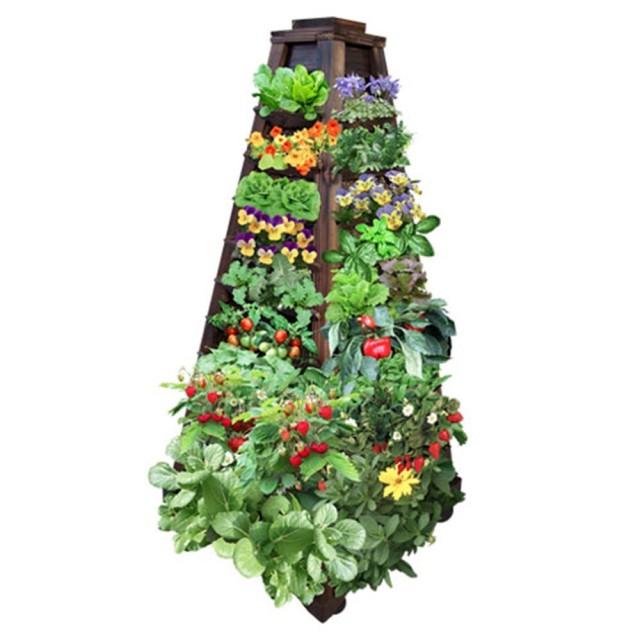 Vertical Vegetable Garden 19