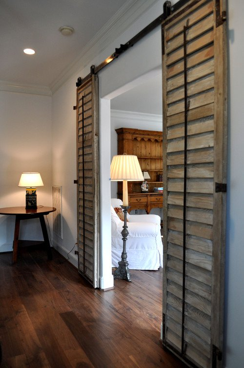 10+ Wonderful DIY Window Shutter Ideas