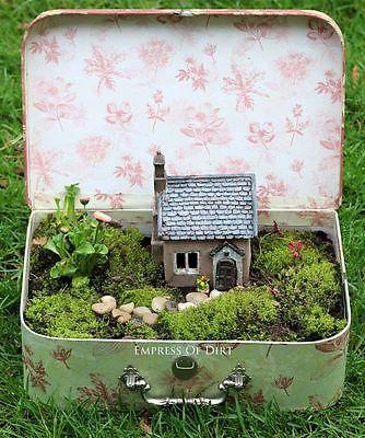 Wonderful Fairy Garden Ideas