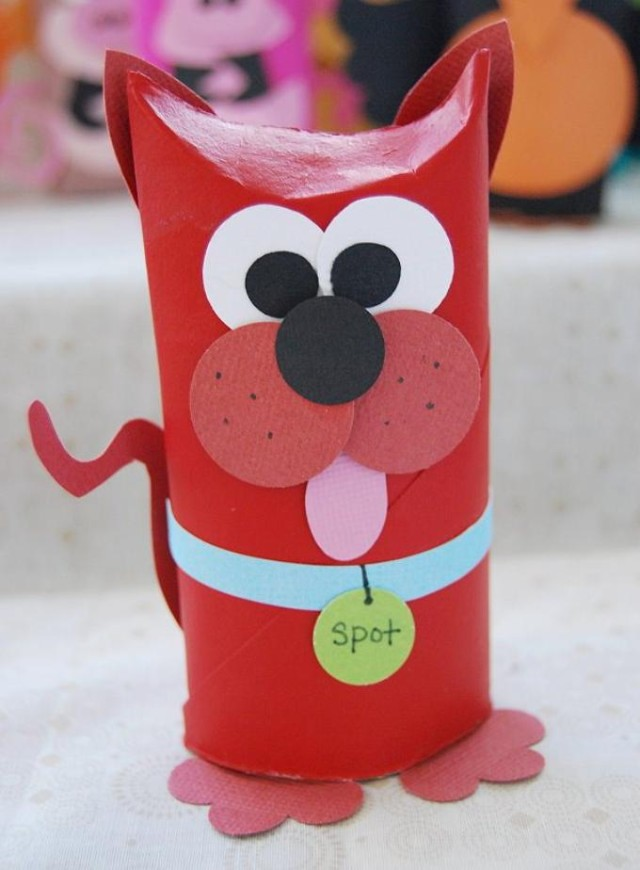 DIY Animal Craft Ideas With Toilet Paper Rolls