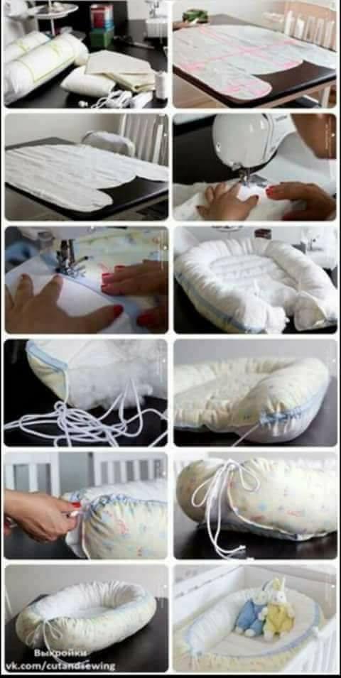 baby nest ideas