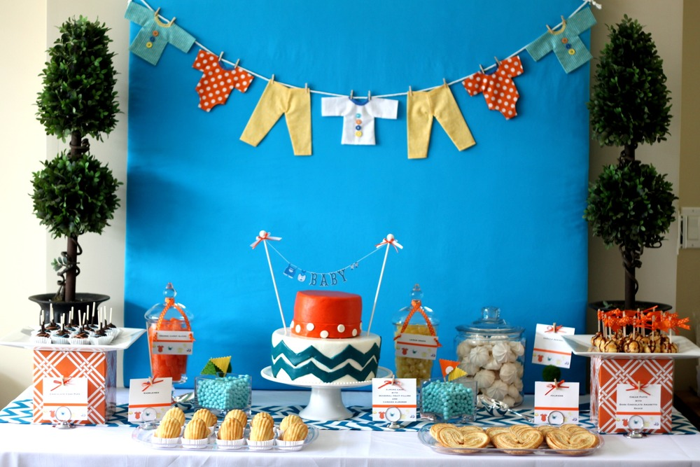 baby shower cake food ideas decorations
