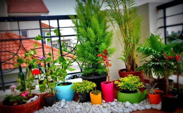 15+ Awesome Balcony Garden Ideas