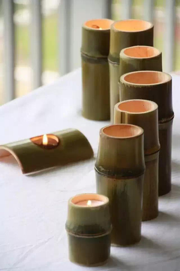 15 awesome bamboo home decor ideas for New home decor products