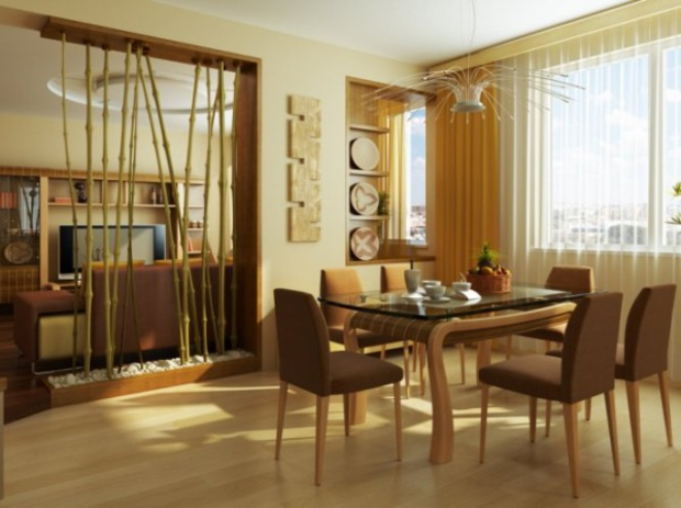 15+ Charming Bamboo Room Dividers