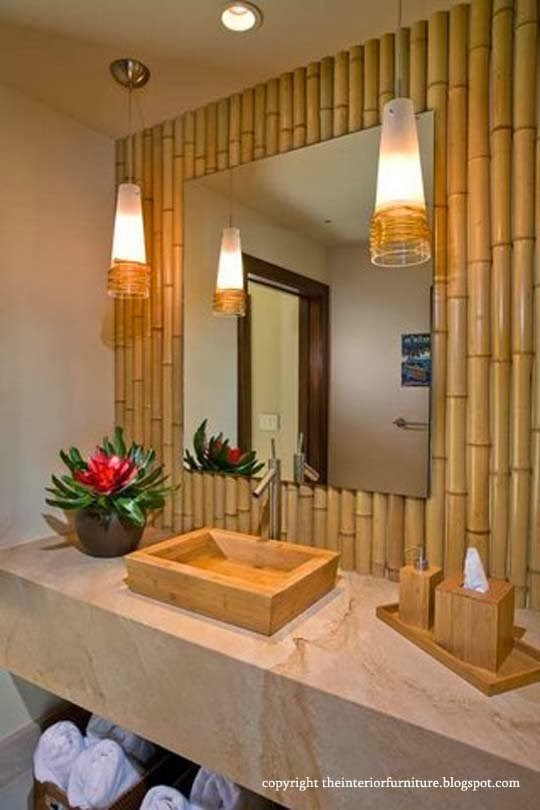 Bamboo Tree Decorations For Home Decor