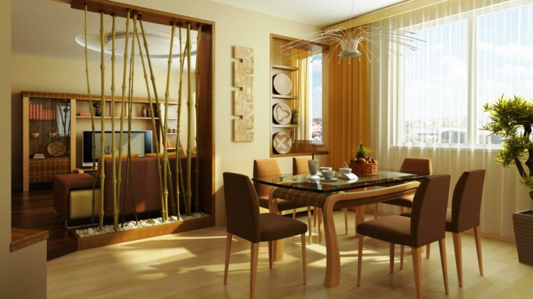 New Style Bamboo Decoration to Take Your Breath
