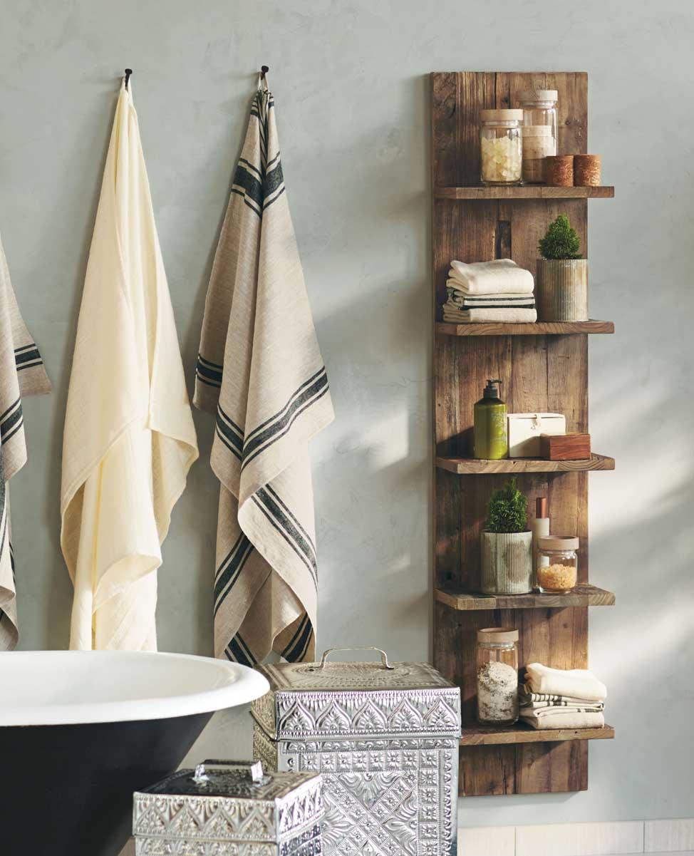 bathroom shelf ideas 1