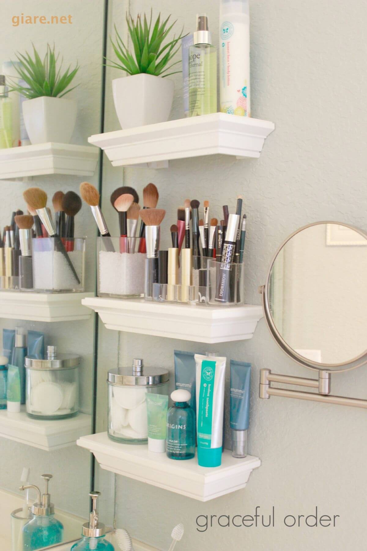 bathroom shelf ideas 15