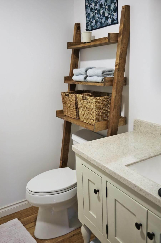 Creative Bathroom Shelves Floating Shelves Industrial Shelves Bathroom Decor