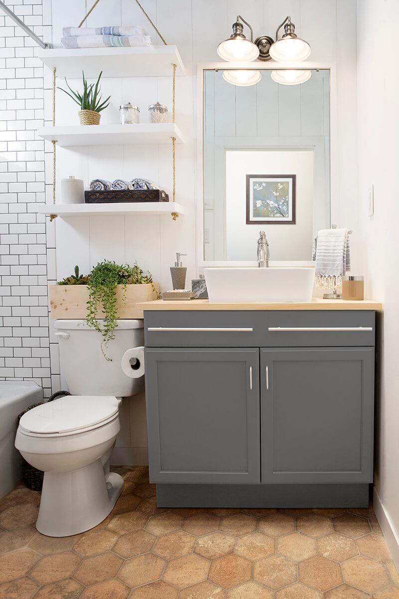 bathroom shelf ideas 17