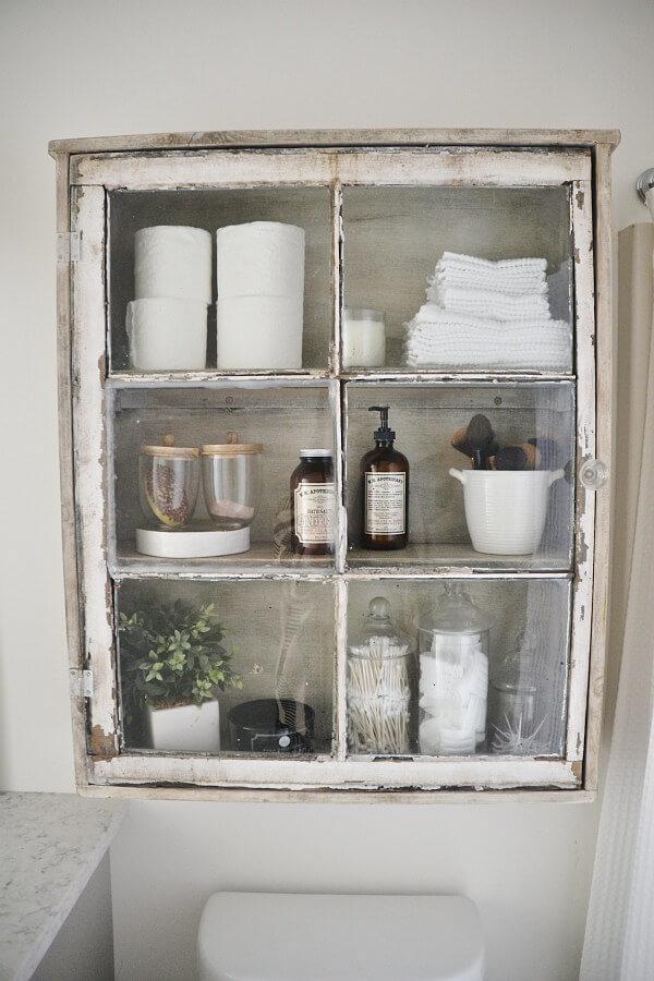 bathroom shelf ideas 19