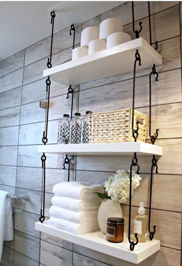 bathroom towel storage 11