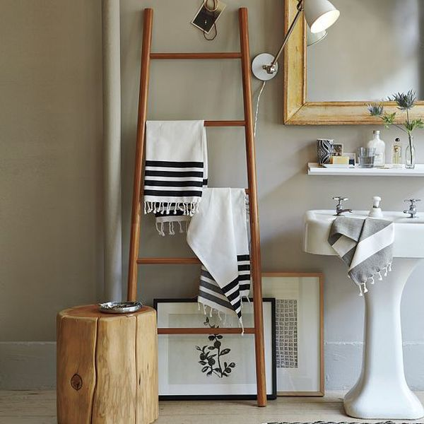 15+ creative bathroom towel storage – home info