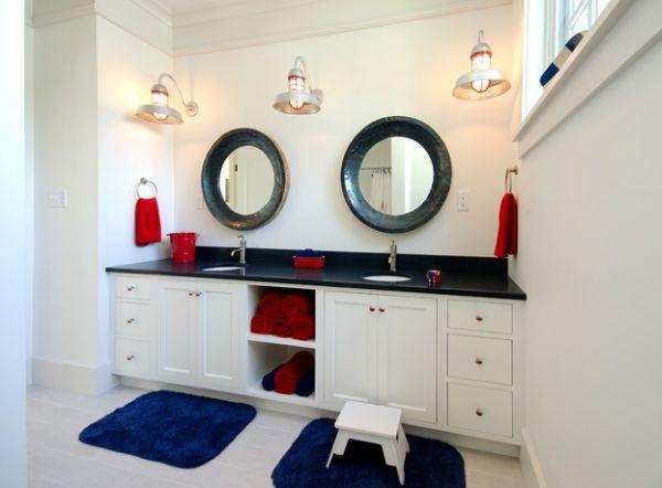 bathroom towel storage 14