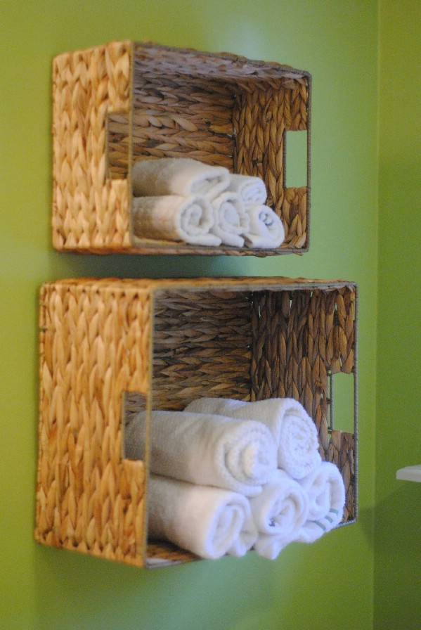 bathroom towel storage 16