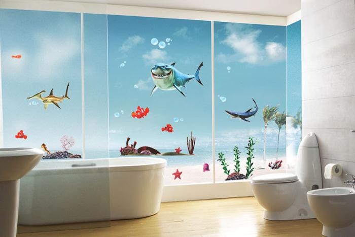 bathroom wall paint designs decor ideas