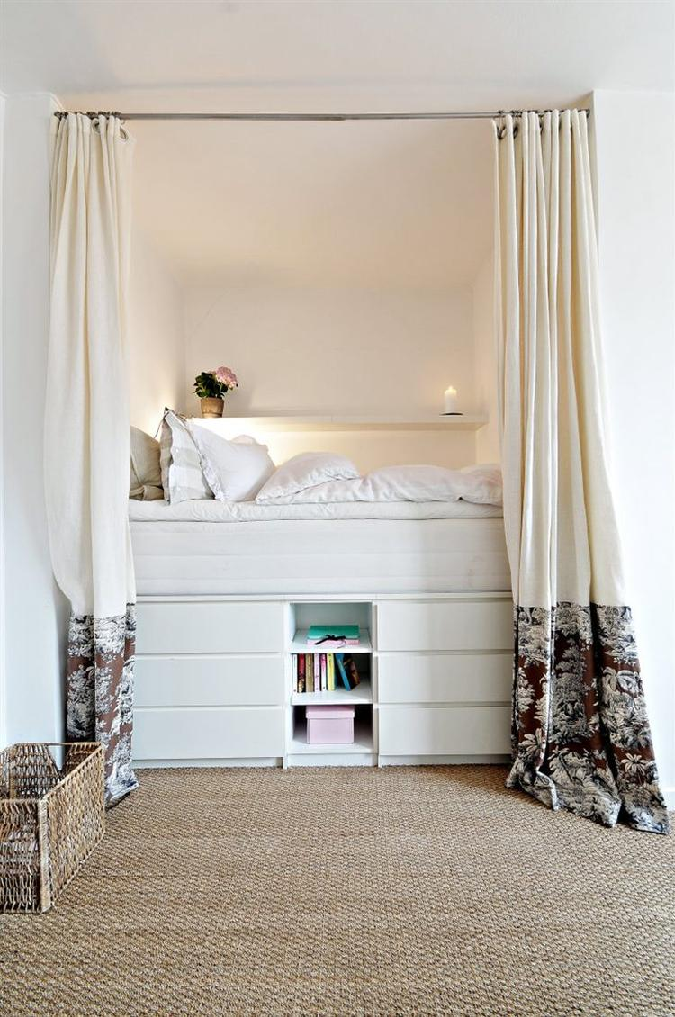 10+ Creative Bed Ideas Ideal For Small Spaces
