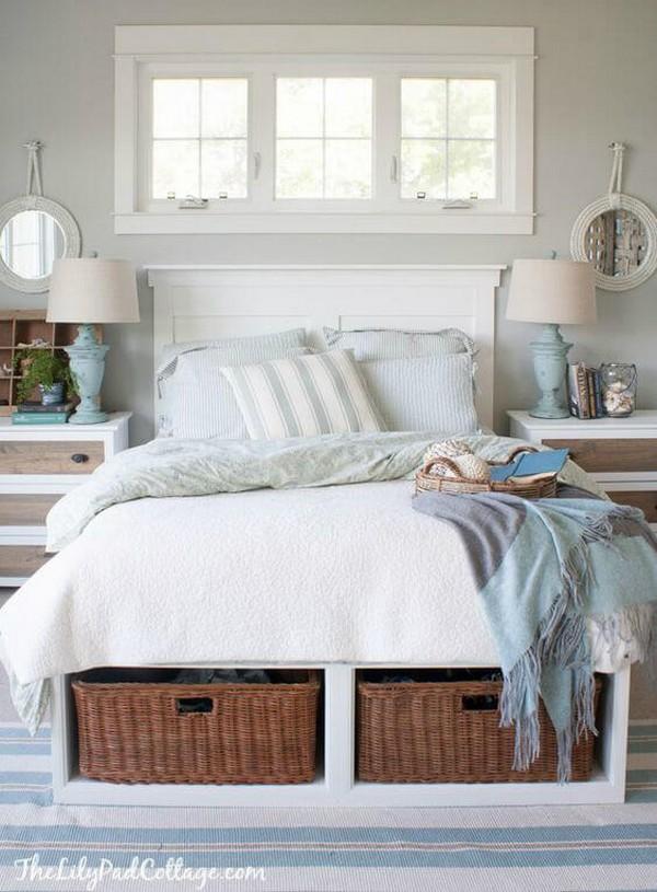 bedroom organization ideas 1