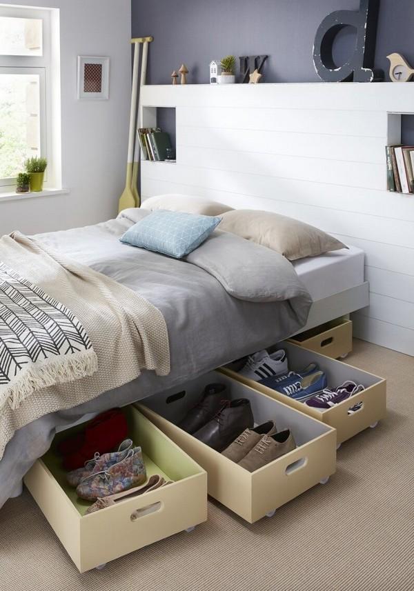bedroom organization ideas 4