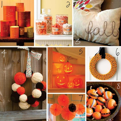 Fall Home Decorating Ideas: Outstanding Fall Decorating