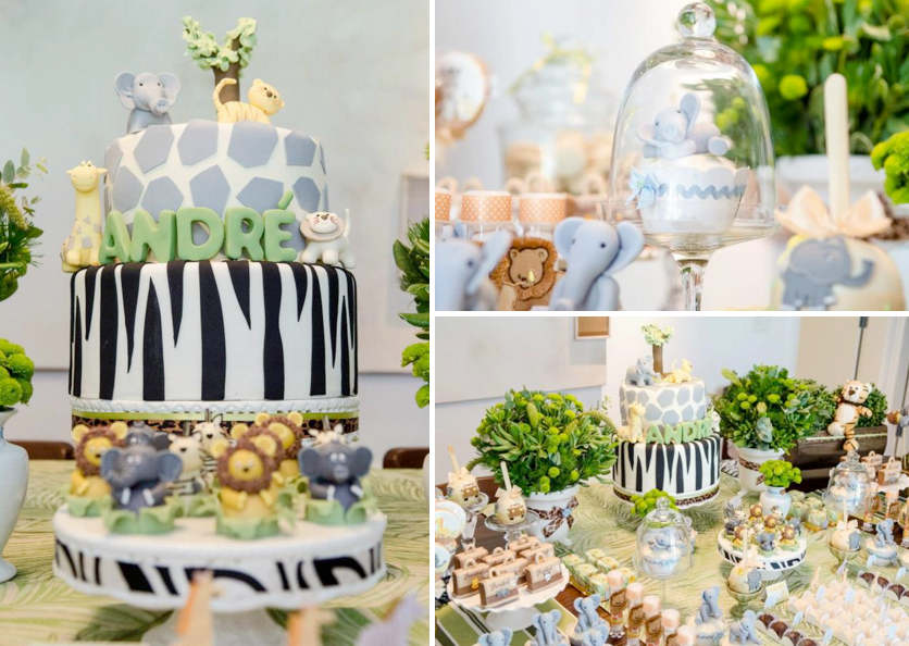 How To Set Baby Shower Themes
