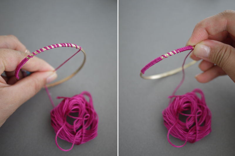 DIY Colorful Earrings Bracelets