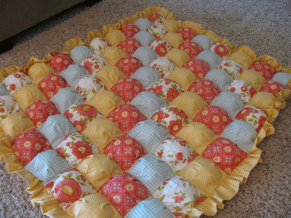 bubble quilting 2