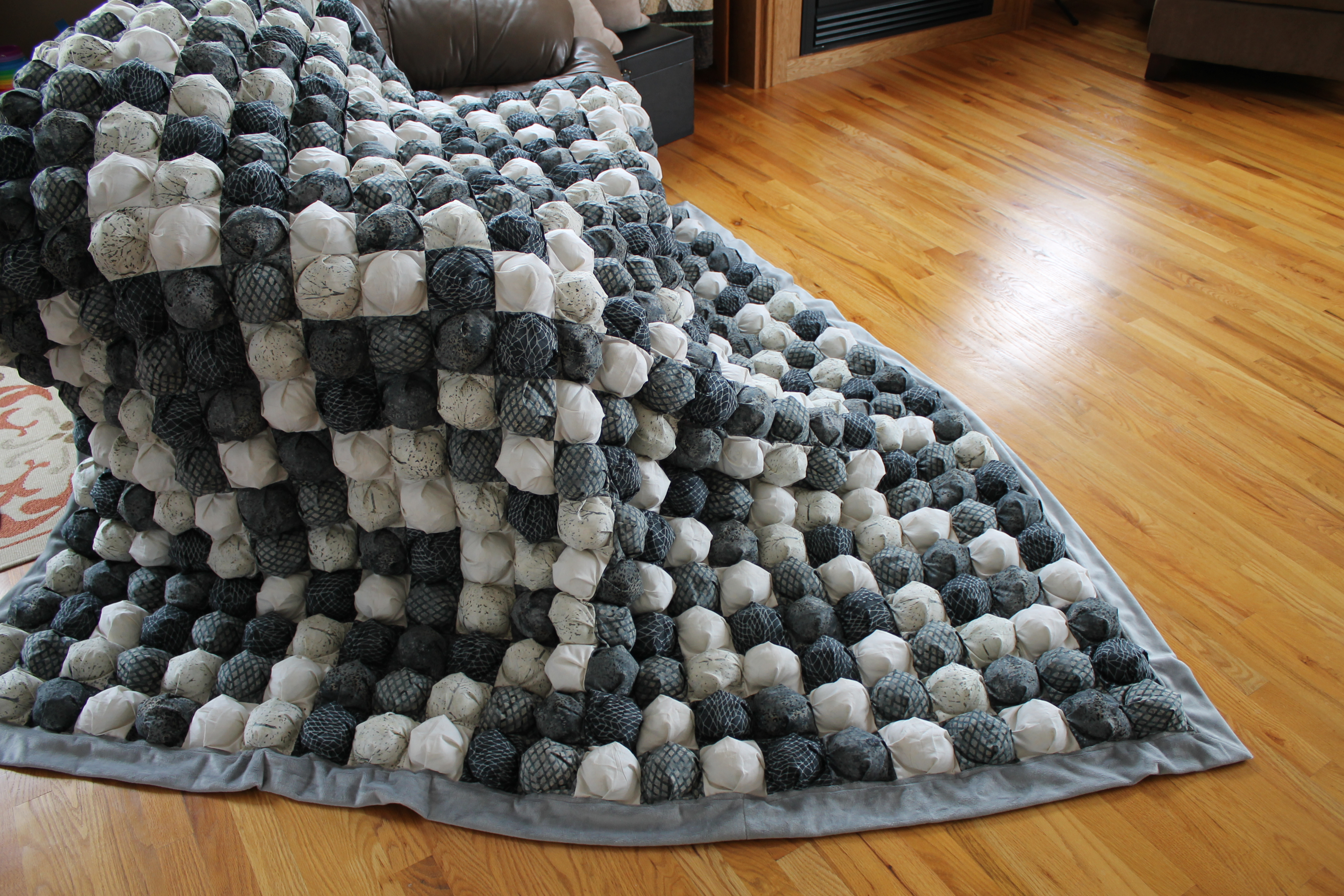 bubble quilting 7