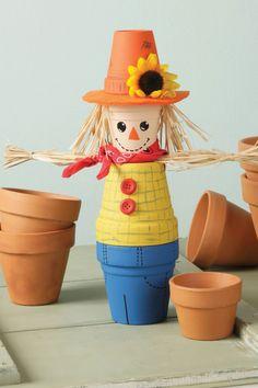 clay pot ideas 17